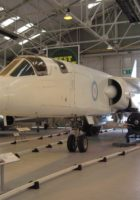 BAC TSR-2 - spacer