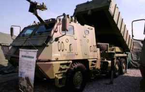 Astros II MLRS - Walk Around