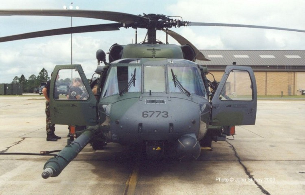 Sikorsky HH-60G