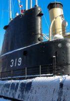 USS Becuna - WalkAround