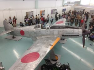 Kawasaki Ki-61 - Περίπατος