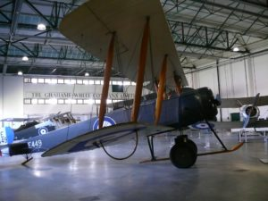 Avro 504 – WalkAround