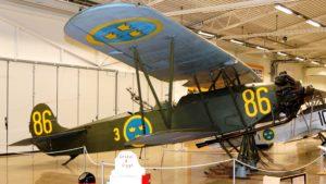 Fokker C.V - Sétaaround