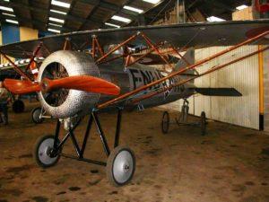 Morane-Saulnier AI - WalkAround