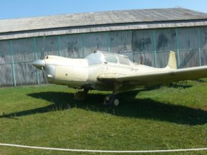 Morane-Saulnier Alcyon - WalkAround