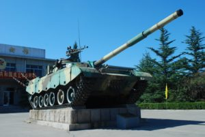 Tip 80/88 main battle tank - WalkAround