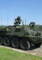 M1126 Véhicule de porte-avions d'infanterie - Se promener