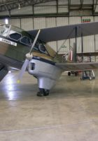 de Havilland Dragon Rapide - Spacer