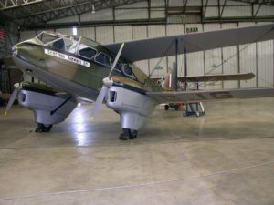 de Havilland Dragon Rapide - Jalutada