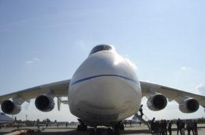 Antonov An-225 Mriya - Procházka