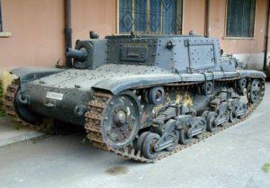 Char M14/41 - WalkAround