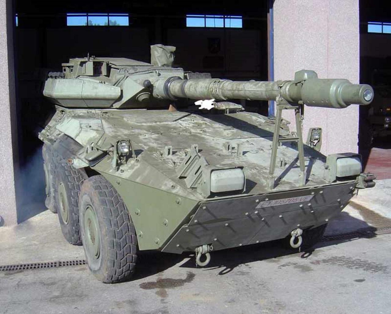 Centauro B1 105 mm