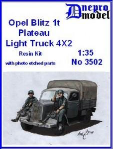 Opel Blitz 1t Planina