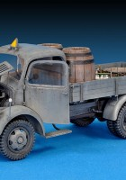 MB 1500S German 1,5t Cargo Truck - MiniArt 35142