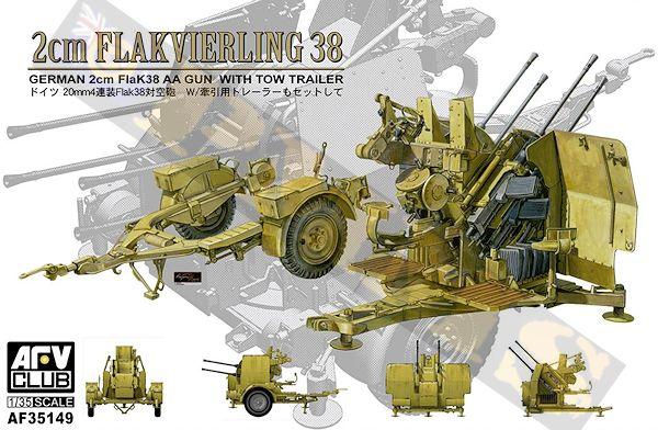 AFV 35149 - Flakvierling 38