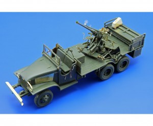GMC Bofors 40mm Photoetched set - Eduard 36208