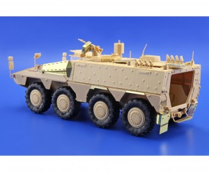 Boxer MRAV Photoetched set - Eduard 36215