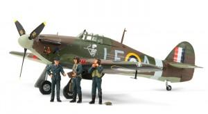 Tamiya 37011 - Hawker Hurricane