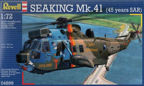 "Sea King Mk.41 ""Anniversary"""