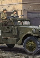 "U.S. M3A1 ""White Scout Car"" Late Production - HOBBY BOSS 82452"
