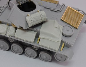 T-70 M Resin and metal photo-etched kit - Royal Model 620