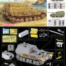 Sd.Kfz.184 Ferdinand Kursk 1943 - DML 6495
