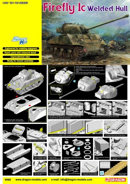 Firefly 1c Casco Soldado - DML 6568