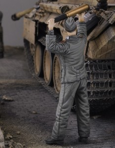 Nemecké tanky nakládky-náboje - Royal Model 668