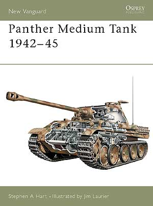 Panther Medium Tank 1942-45 - NIEUWE VANGUARD 67