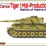 Sd.Kfz.181 Pz.Kpfw.VI Ausf.E - Otto Carius - Cyber-Hobby 6763