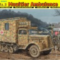 Sd。Kfz的。3Maultier救护车-DML6766