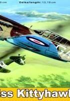 Curtiss Kittyhawk MK.IA - AZ-Model Legato 7225