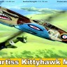 Curtiss Kittyhawk MK.IA - AZ-Modell Legato 7225