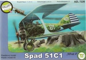 Bleriot SPAD 51C1
