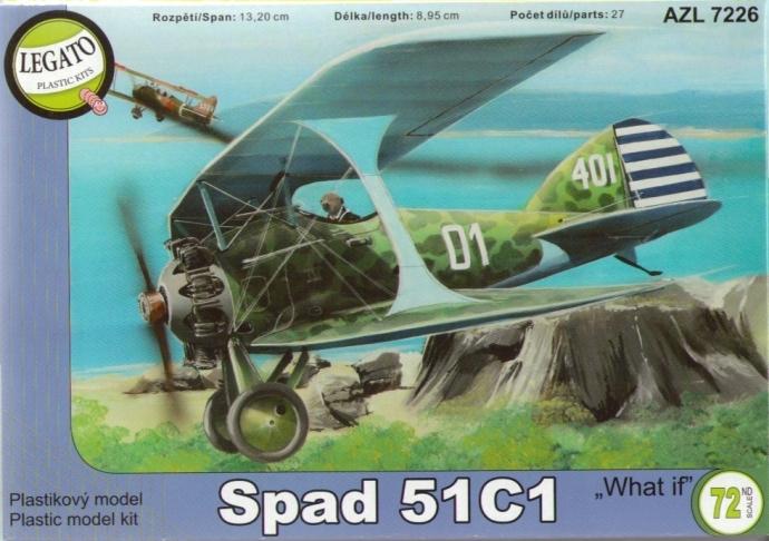 Blériot SPAD 51C1