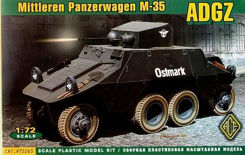 Модели Асе 72263 - Штайр М35