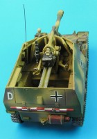 SdKfz.124 Wespe - Ace Models 72295
