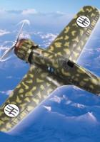 Italian MC.200 Saetta - HARRASTUS POMO 80291