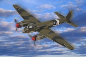 독일 Ju88-HOBBY 보스 80297