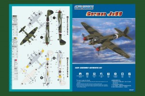 German Ju88 - HOBBY BOSS 80297