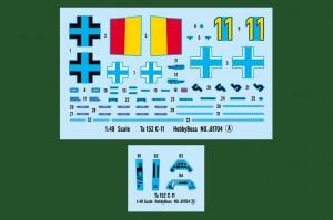 Ta 152 C-11 - HOBBY BOSS 81704