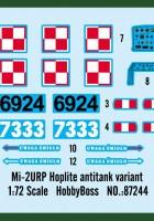 Mi-2URP Hoplite antitanque variante - CHEFE HOBBY 87244