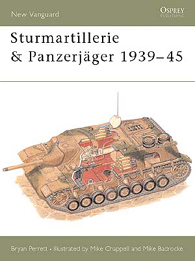 Assault guns & tank jægere, 1939-45 - NYE VANGUARD 34