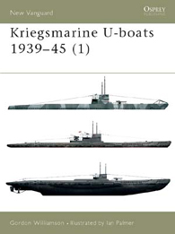 Kriegsmarine U-boats 1939-45 (1) - NEUE VANGUARD 51