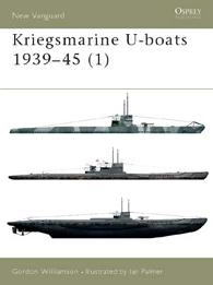 Kriegsmarine U-både 1939-45 (1) - NYE VANGUARD 51