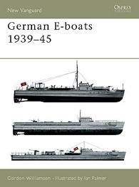 Немски лодка 1939-45 - нова vanguard 59