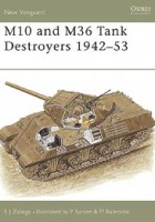 M10 en M36 Tank Destroyers 1942-53 - NIEUWE VANGUARD 57