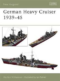 Allemand Croiseurs Lourds de 1939-45 - NOUVELLE avant-garde 81