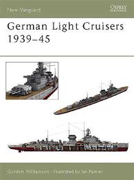 Incrociatori Leggeri tedeschi 1939-45 - NUOVA AVANGUARDIA 84
