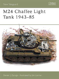 M24 Chaffee Light Tank 1943-85 - NOVO VANGUARD 77